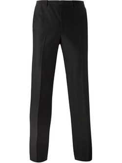 Classic Formal Trousers by Emporio Armani in Ballers