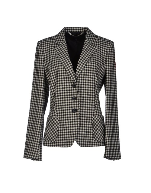 Check Blazer by Max & Co. in If I Stay