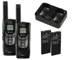 Walkie-Talkie 22-Channel Two-Way Radio by Cobra in Warm Bodies