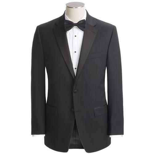 Wool Tuxedo by Ralph Lauren in The Other Woman