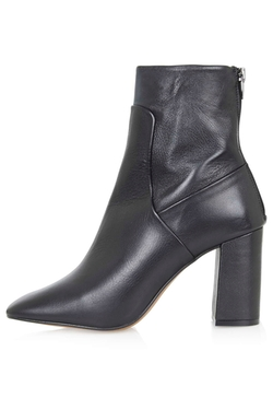 Majesty Ankle Boots by Topshop in Pretty Little Liars