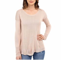 June Lightweight Sweater by Bobeau  in The Bachelorette