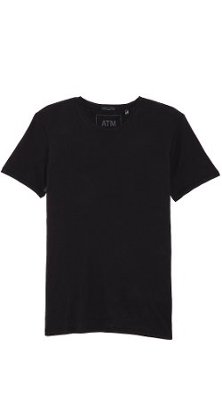 Crew Neck Vintage Jersey T-Shirt by ATM Anthony Thomas Melillo in Horrible Bosses 2