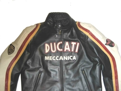 Dainese Meccanica Jacket by Ducati in She's The Man