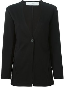 Collarless Blazer by Société Anonyme in The Blacklist