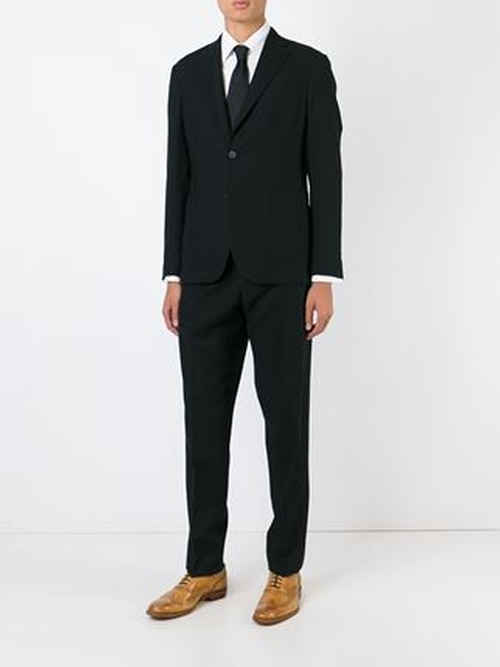 Classic Two Piece Suit by The Gigi in Demolition