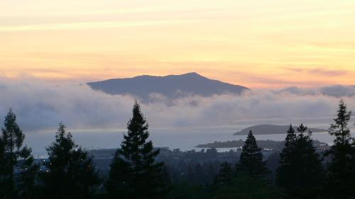 Mount Tamalpais Marin Country, CA in Dawn of the Planet of the Apes