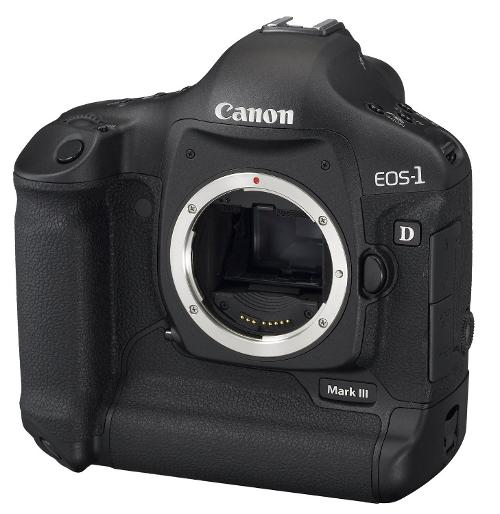 EOS 1D Mark III 10.1MP Digital SLR Camera by Canon in Let's Be Cops