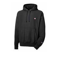 Reverse Weave Pullover Hoodie by Champion in Keeping Up With The Kardashians