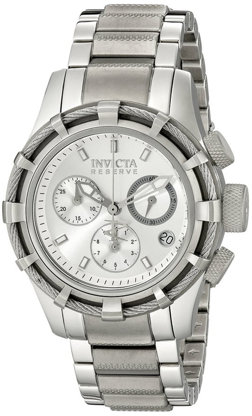 Bolt Analog Display Watch by Invicta in Ride Along 2