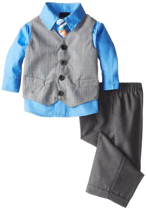Infant Plaid Vest Set by Nautica in The Place Beyond The Pines
