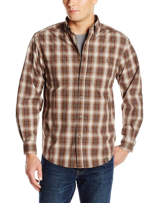 Men's Creek Long Sleeve Shirt by Wolverine in The Best of Me