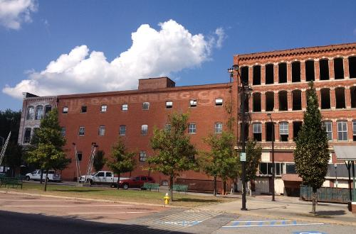 Dannenberg Lofts Macon, Georgia in Need for Speed