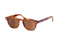 TVR 504 Vintage JD Tortoise Sunglass by TVR OPT True Vintage Revival in The Choice