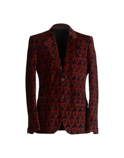 Brocade Blazer by Marc Jacobs in The Hunger Games: Mockingjay - Part 2