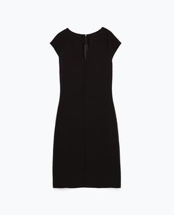 Raglan Sleeves Tube Dress by Zara in Pretty Little Liars