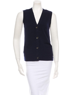 Cashmere Vest by Rag & Bone in Cut Bank