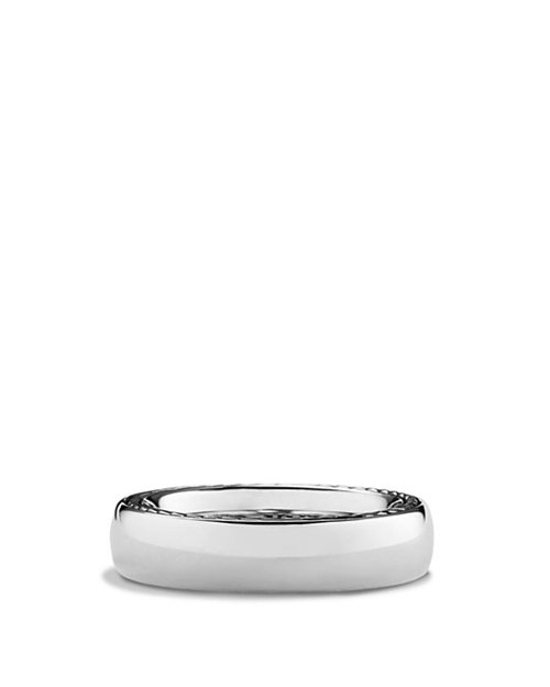 Streamline Band Ring by David Yurman in The Best of Me