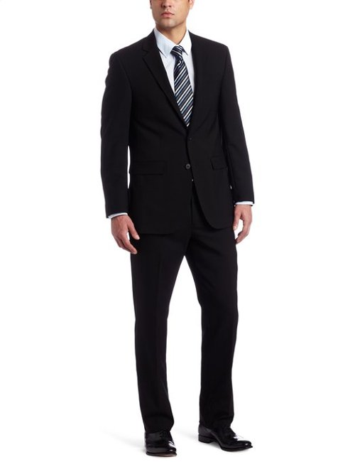 Men's Two-Piece Suit by Kenneth Cole New York in Unfinished Business