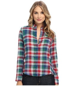 Plaid Shirt by Mavi Jeans in Unfriended