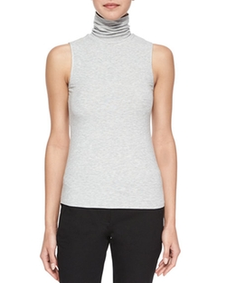 Wendel Sleeveless Knit Top by Theory in Pretty Little Liars