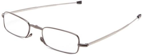 Men's Gideon Folding Rectangular Reading Glasses by Foster Grant in We're the Millers