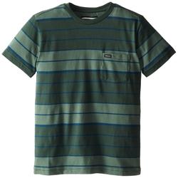 Big Boys Crew-Neck T-Shirt by RVCA in Boyhood