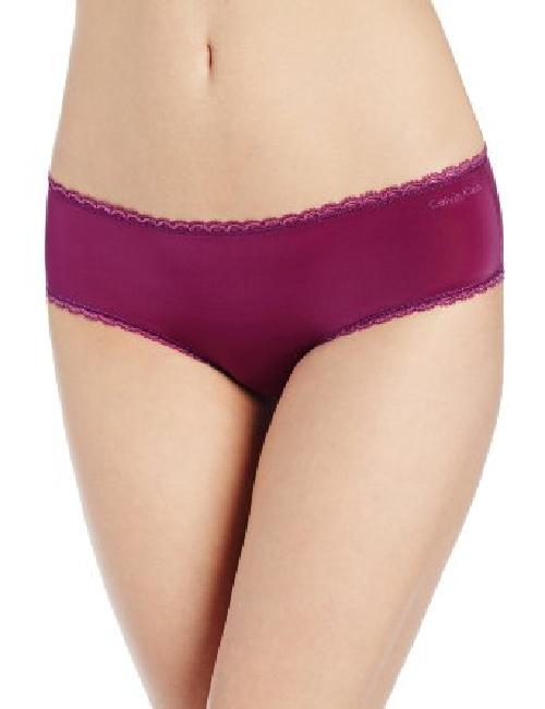 Women's Seductive Comfort Hipster Panty by Calvin Klein in Walk of Shame