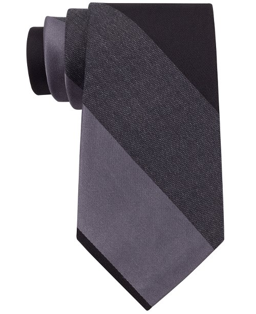 Seasonal Stripe Slim Tie by DKNY in (500) Days of Summer