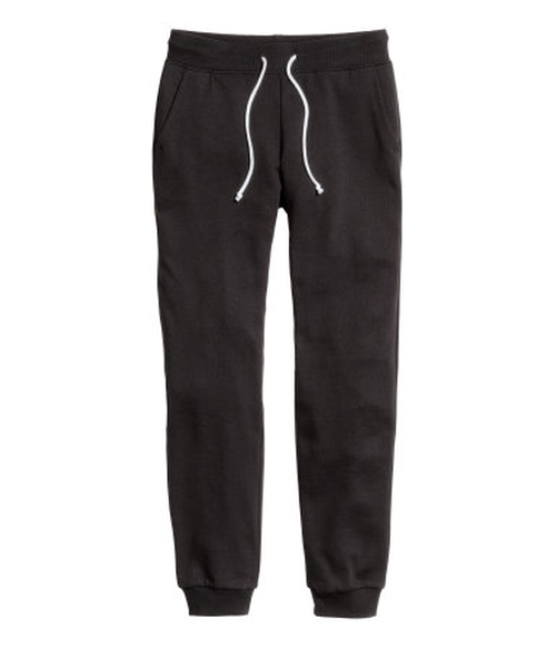 Drawstring Sweatpants by H&M in Pretty Little Liars