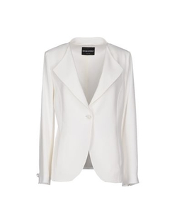 Single Breasted Blazer by Emporio Armani in The Good Wife