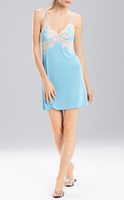 Enchant Lace Top Chemise by Natori in Gypsy