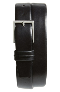 Leather Belt by Cole Haan in Quantico