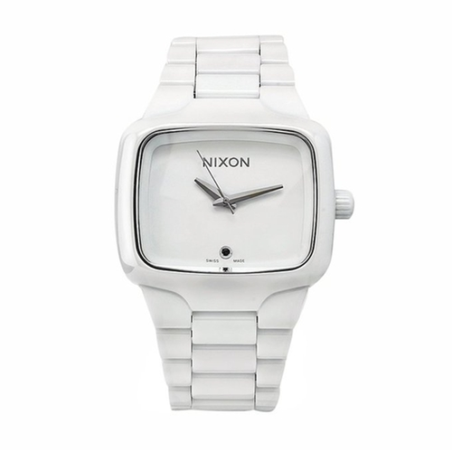 Automatic Dial Ceramic Watch by Nixon in Ballers - Season 1 Episode 8