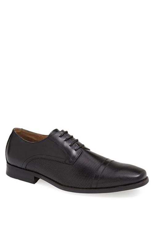 'Fanto' Perforated Cap Toe Derby by Vince Camuto in Lee Daniels' The Butler