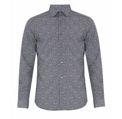 Paisley-Print Cotton Shirt by Paul Smith in A Wrinkle In Time
