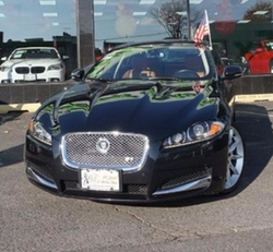 2012 XF R Sedan by Jaguar in Collide
