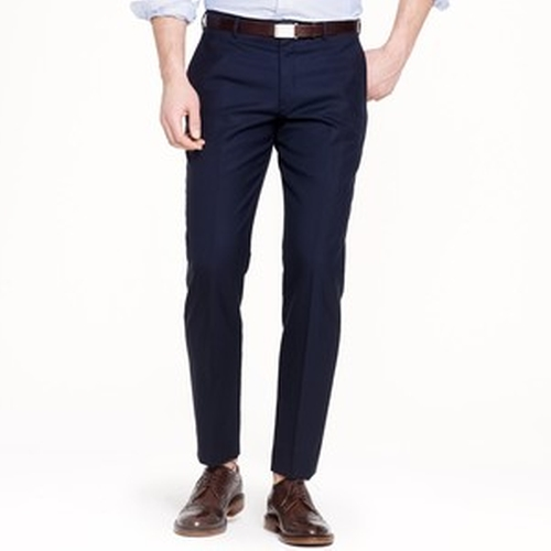 Ludlow Suit Pants in Italian Wool by J. Crew in Modern Family