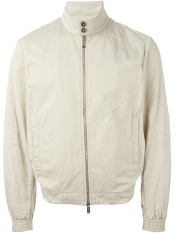 Bomber Jacket by Dsquared2 in The Living Daylights