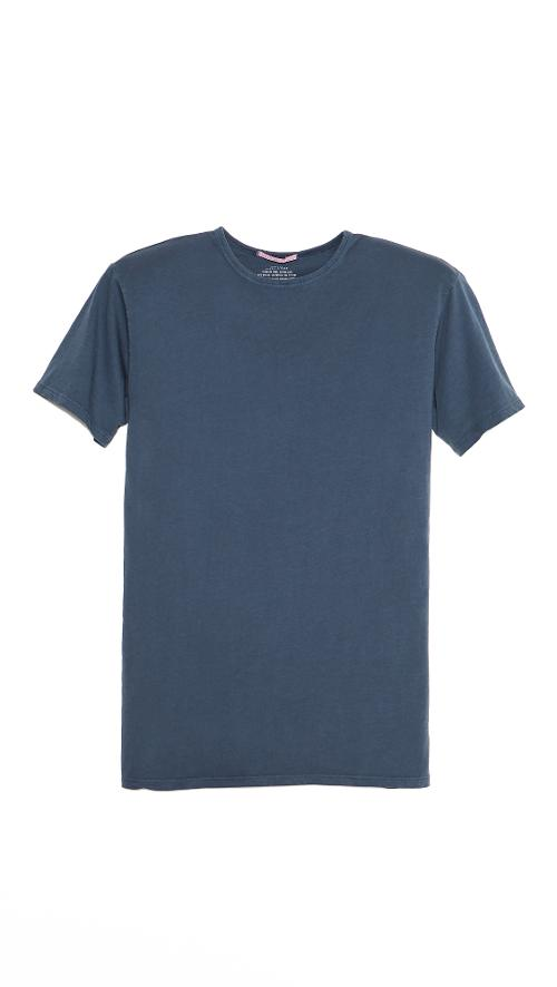 Crew Neck T-Shirt by Apolis in The Disappearance of Eleanor Rigby