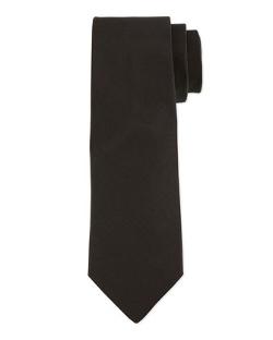 Grosgrain Solid Tie by Lanvin in Southpaw