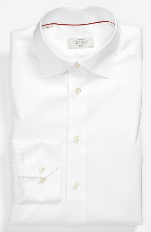 Slim Fit Dress Shirt by Eton in Suits - Season 5 Episode 11