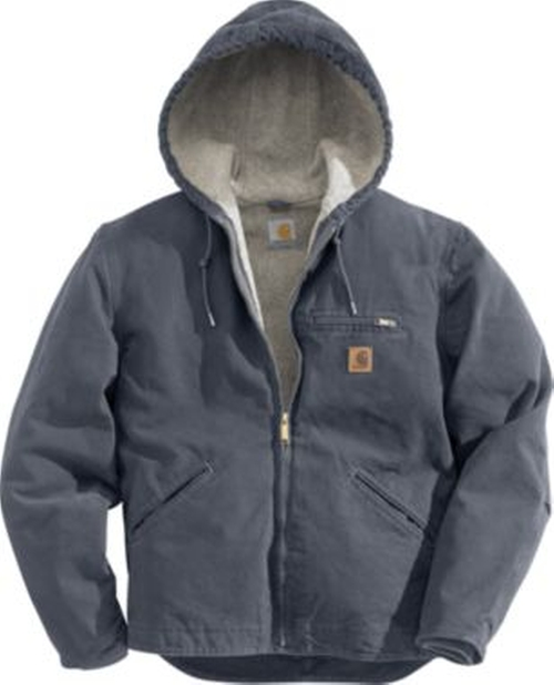 Men's Sierra Hooded Jacket by Carhartt in Scandal - Season 5 Episode 1