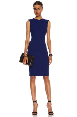 Sesia Wool Dress by Roland Mouret in Suits