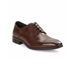 Columbus Leather Oxford Shoes by Black Brown 1826 in The Big Bang Theory