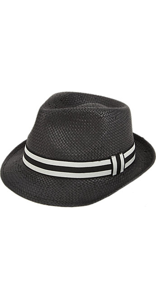 Rocky Fedora Hat by Barneys New York in Self/Less