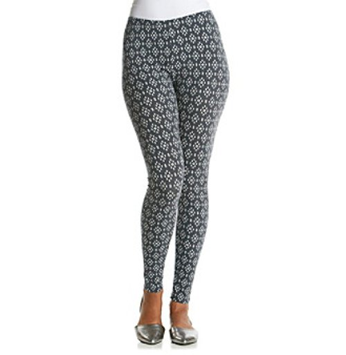 Diamond Print Legging by Pink Rose in The Other Woman