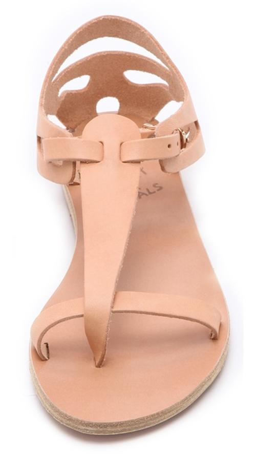 Sandals Ariadne T-Strap Sandals by Ancient Greek in The Other Woman