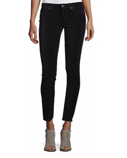 Verdugo Ultra-Skinny Ankle Jeans by Paige Denim in Power Rangers
