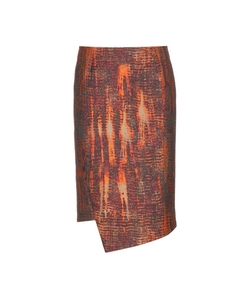 Crepe Skirt by Stella McCartney in Black-ish